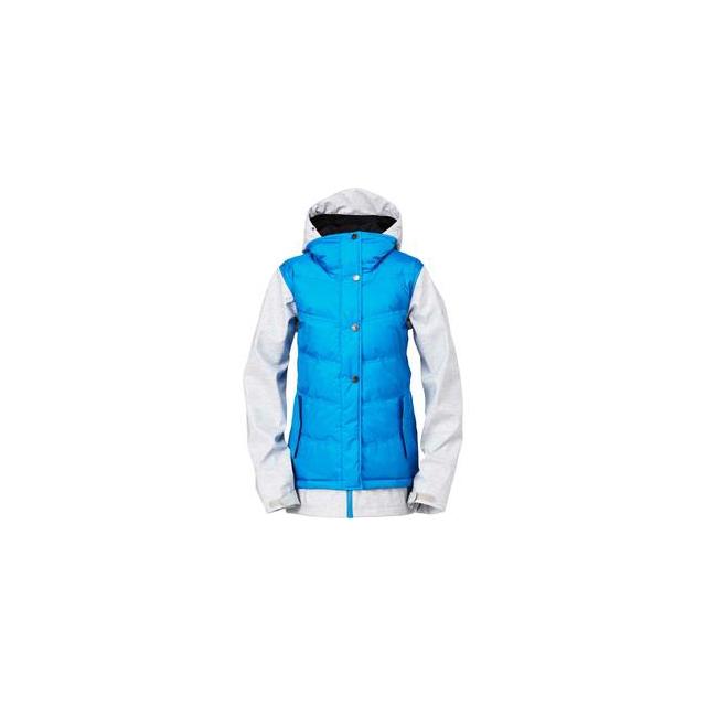 Roxy - Bumblebee Softshell Vest Women's, Blue, L