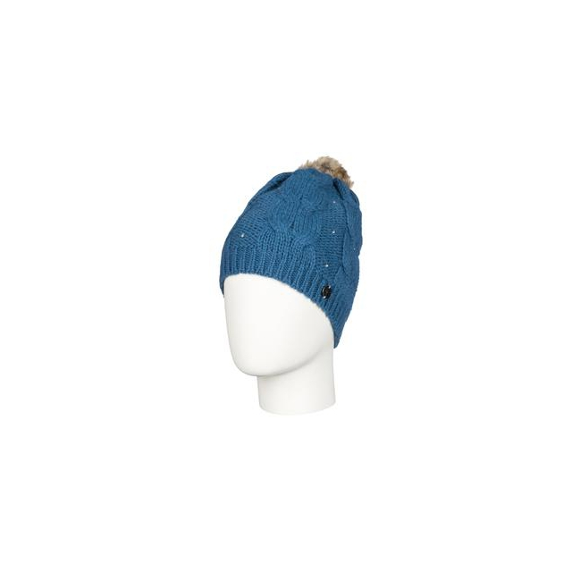 Roxy - Shooting Star Beanie Women's, Ensign Blue