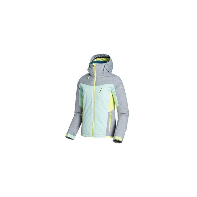 Roxy - Sassy Insulated Snowboard Jacket Women's, Heritage Heather, S