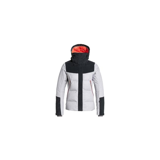 Roxy - Flicker Insulated Snowboard Jacket Women's, Bright White, L