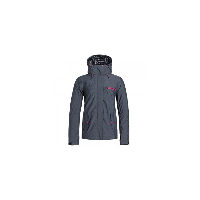 Roxy - Jetty 3-in-1 Insulated Snowboard Jacket Women's, Anthracite, S