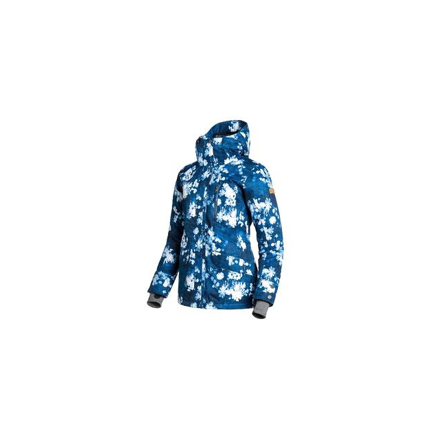 Roxy - Andie Insulated Snowboard Jacket Women's, Ina Floral, L