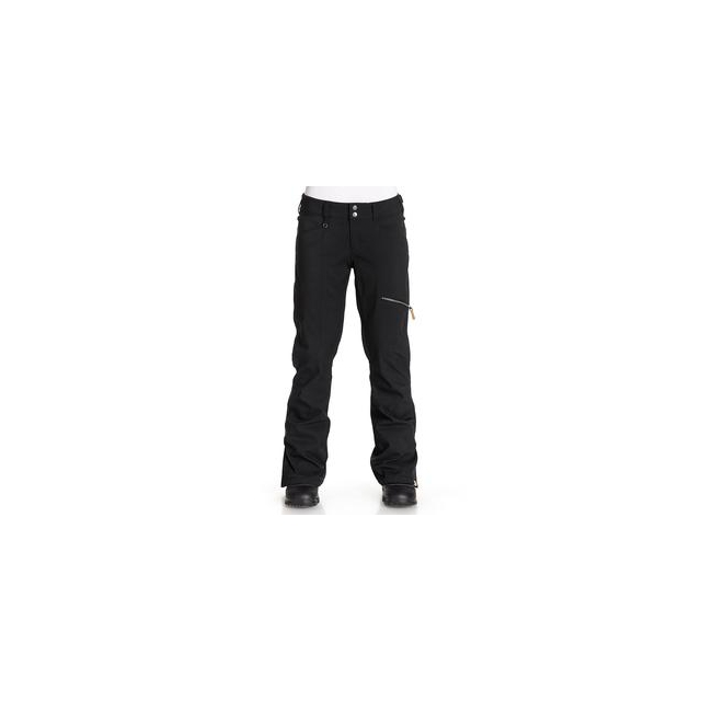 Roxy - Cabin Shell Snowboard Pant Women's, Anthracite, L