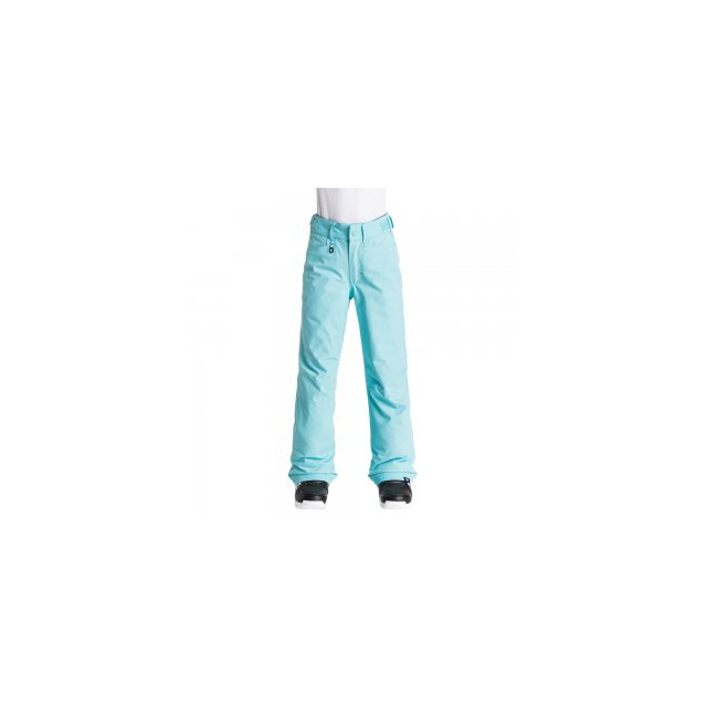 Roxy - Backyard Insulated Snowboard Pant Girls', Blue Radiance, L