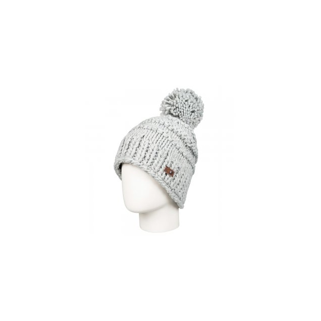 Roxy - Winter Beanie Women's, Mid Heather Grey