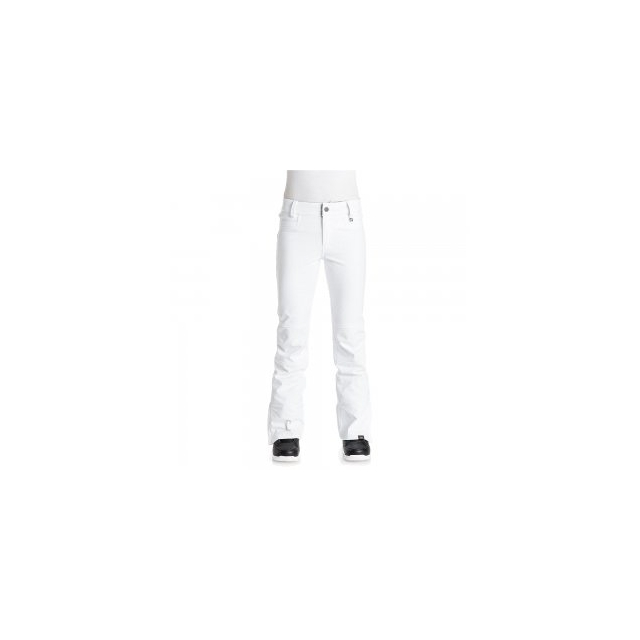 Roxy - Creek Stretch Snowboard Pant Women's, Bright White, L