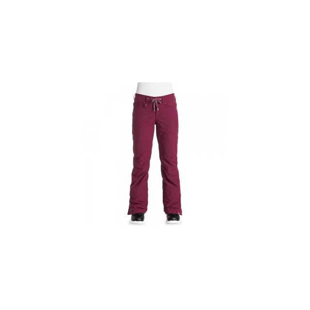 Roxy - Woodrun Insulated Snowboard Pant Women's, Rhododendron, L