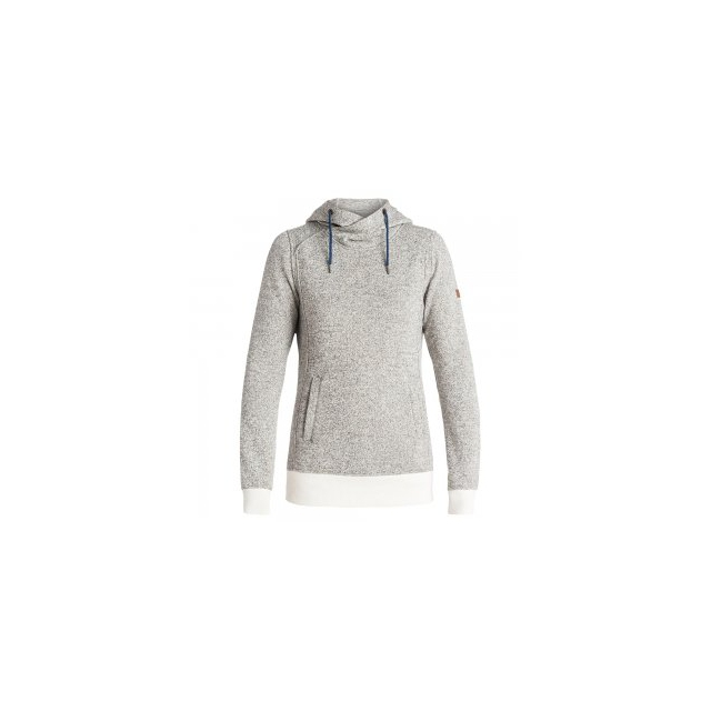 Roxy - Dipsy Pullover Mid-Layer Women's, Egret, L