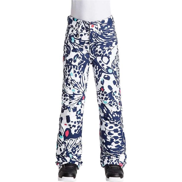 Roxy - Girl's Backyard Print Pant