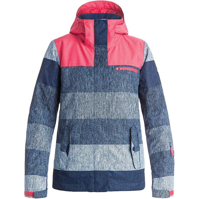 Roxy - Women's Jetty Block Jacket
