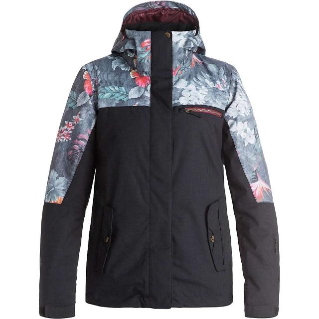 Roxy - Women's Jetty Block Jacket