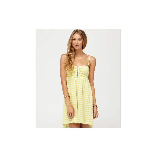 Roxy - Roxy Sage Brush Dress