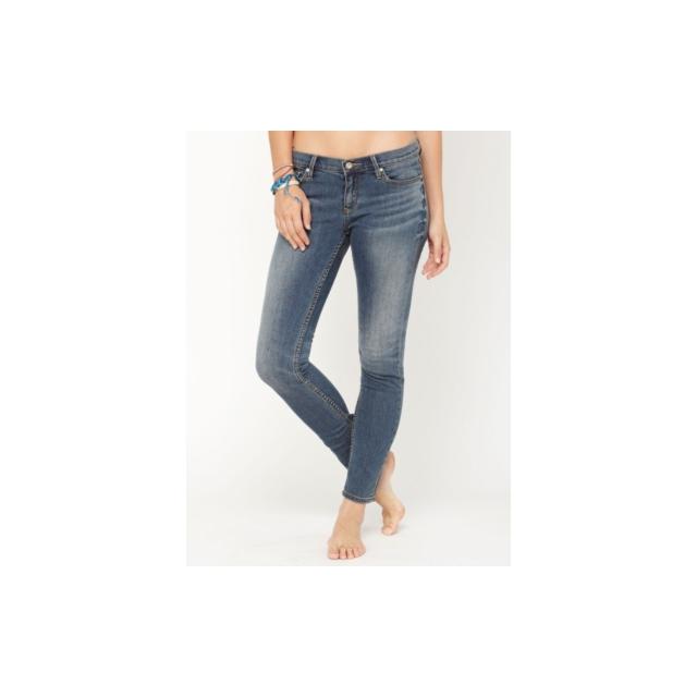 Roxy - Roxy Womens Skinny Flood Jeans - Closeout