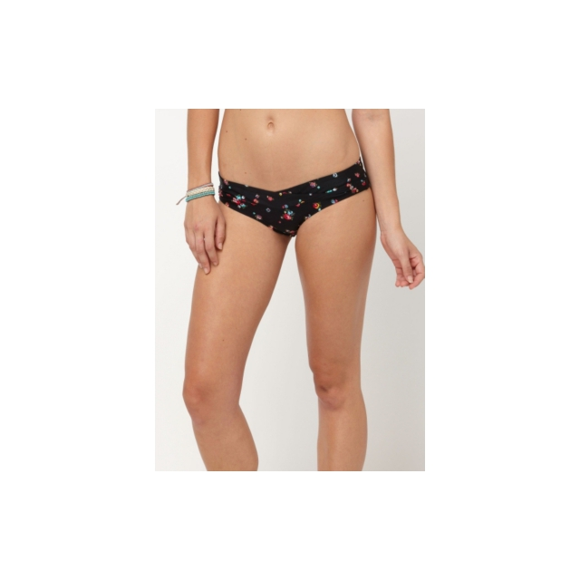 Roxy - Roxy Women Flower Child Foldover Brief Bikini Bottom