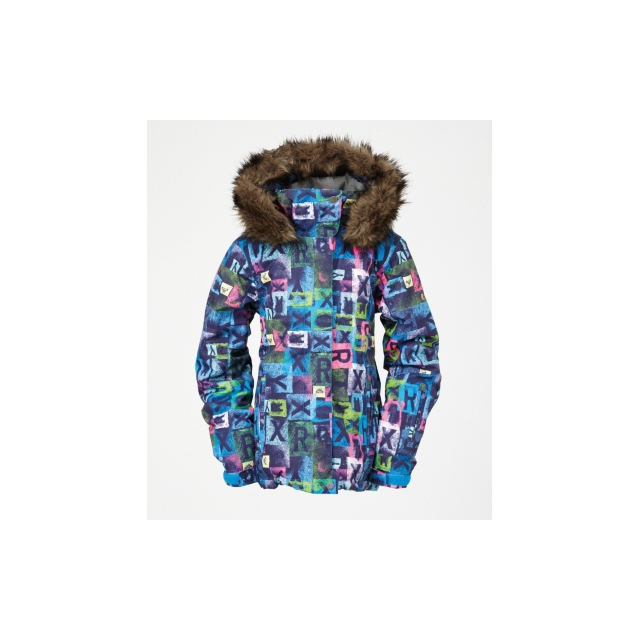 Roxy - Roxy Girls Jet Ski Snow Jacket - Closeout