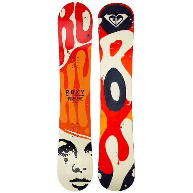 Roxy - Ollie Pop Snowboard 141 - Women's