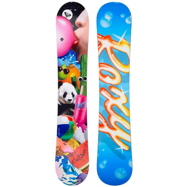 Roxy - Sugar Banana Snowboard 149 - Women's
