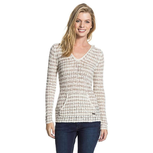 Roxy - Women's White Caps Sweater