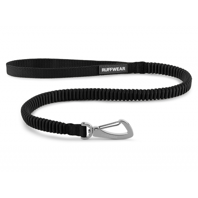 Ruffwear - - ridgeline leash - Obsidian Black