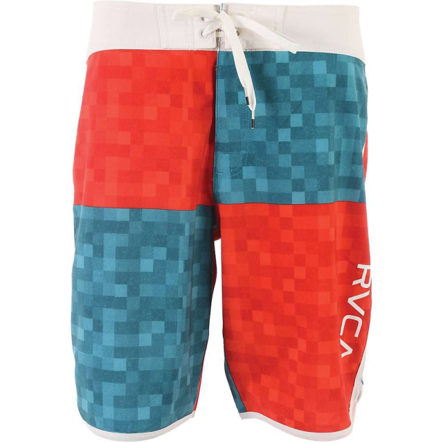 RVCA - Distressed Pixel Boardshorts - Men's