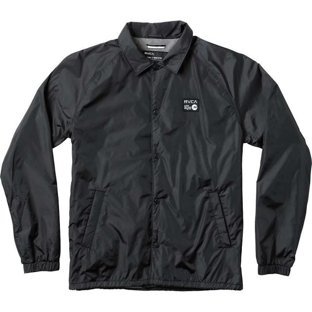 RVCA - ANP Coaches Jacket - Men's