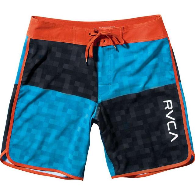 RVCA - Distressed Pixels Boardshorts - Men's