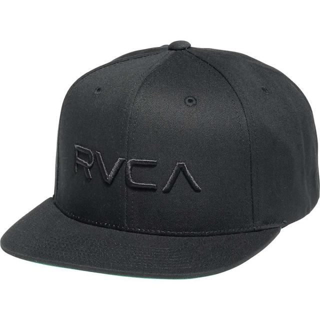 RVCA - Twill Snapback III Cap - Men's