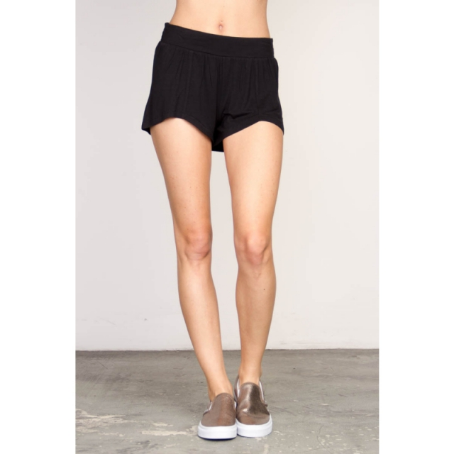 RVCA - Womens Worthy - Closeout Black Small