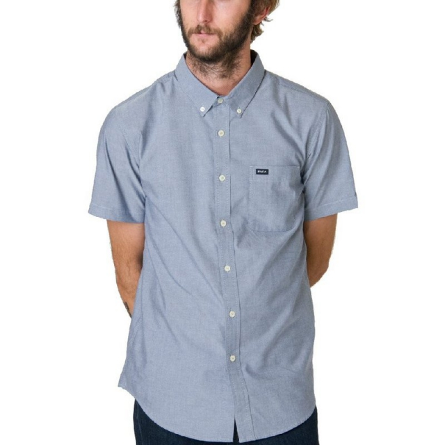 RVCA - Men's That'll Do Oxford Shirt