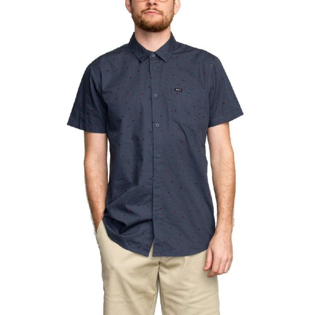 RVCA - Men's Growth Decay Shirt