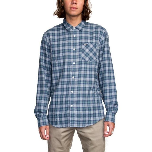 RVCA - Men's Ventura Long Sleeve Shirt