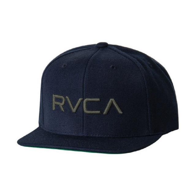 RVCA - RVCA Twill Snapback III Hat