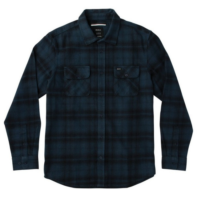 RVCA - Men's Standoff Long Sleeve Shirt