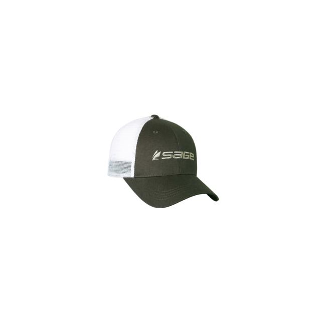 Sage - Mesh Back Hat
