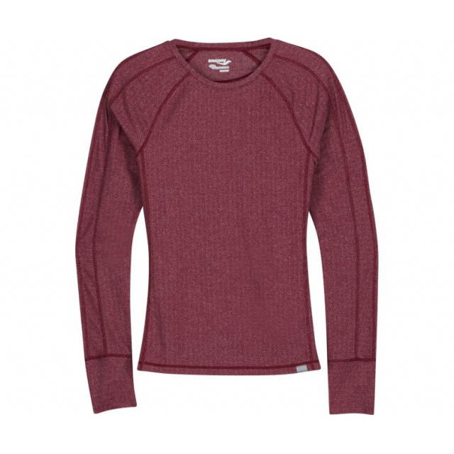 Saucony - Brisk Long Sleeve