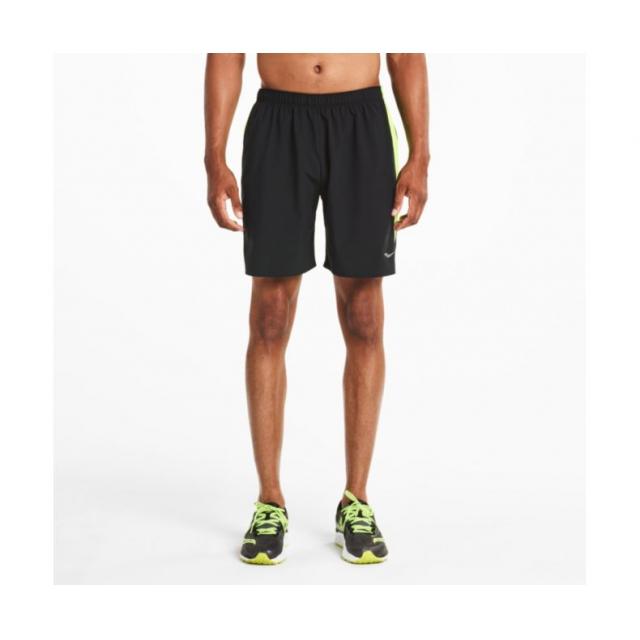 Saucony - Men's Men's Run Lux Short