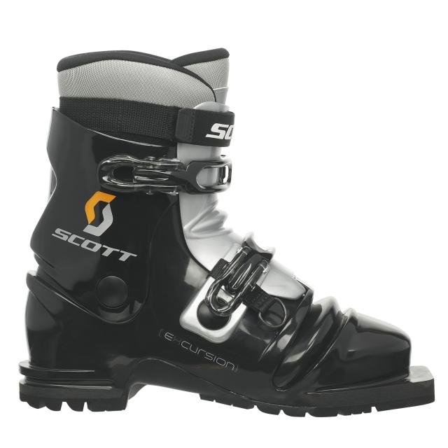 Scott - - Excursion Tele Boot - 30.5 - Black Silver