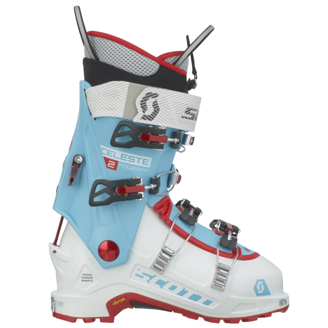 Scott - - Celeste 2 Wmns AT Boot - 27 - White Bermuda Blue