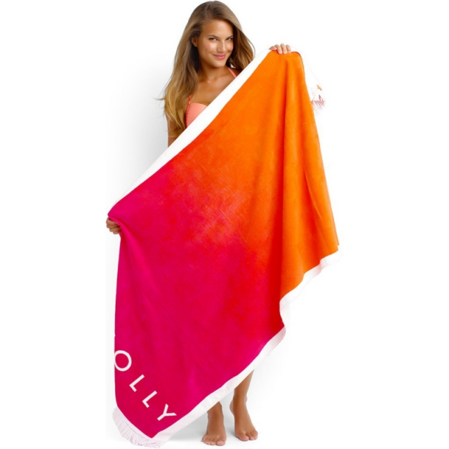 Seafolly - Sherbet Towel - New Raspberry One Size