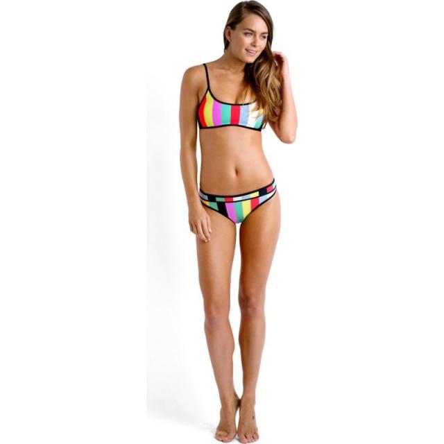 Seafolly - Bandwave Hipster Bikini Top - Sale Bandwave 10