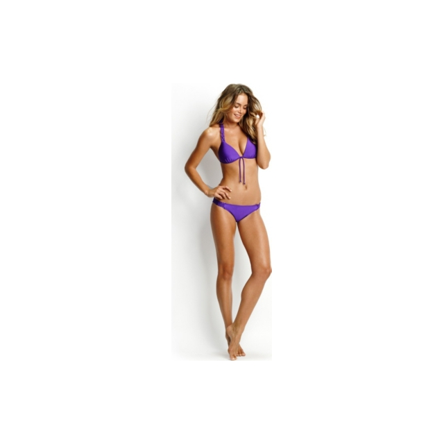 Seafolly - Seafolly Womens Macrame Fixed Moulded Tri