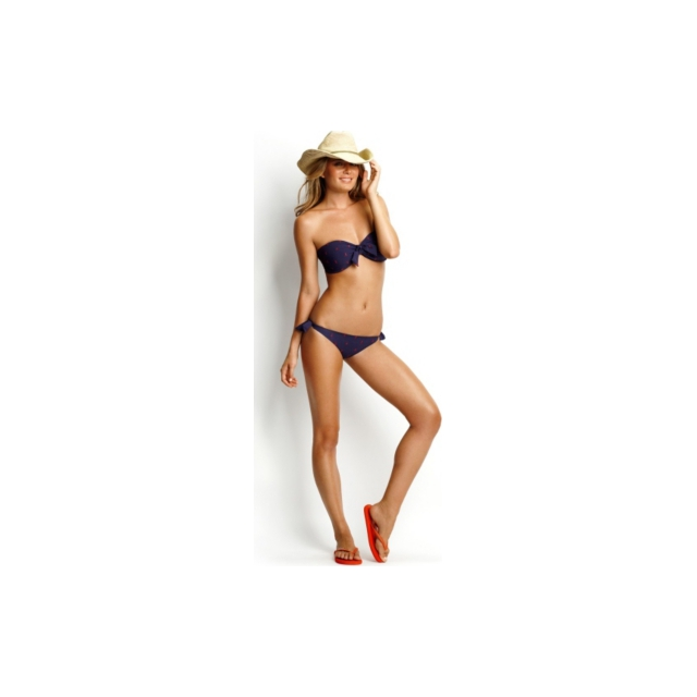 Seafolly - Seafolly Womens Ahoy Bandeau