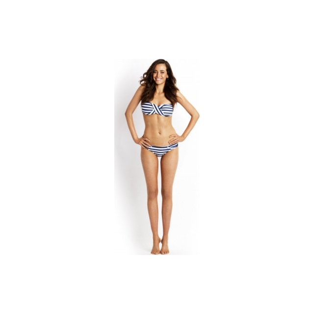 Seafolly - Seafolly Womens Seaview Bandeau