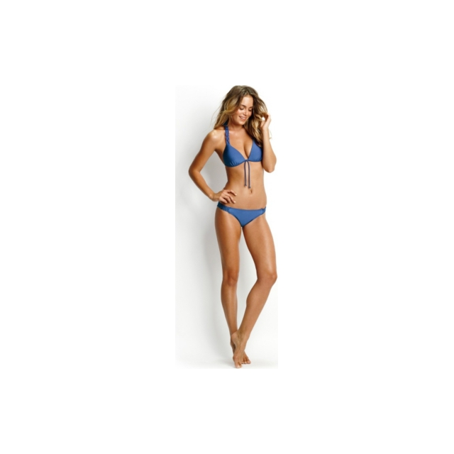 Seafolly - Seafolly Womens Shimmer Macrame Hipster