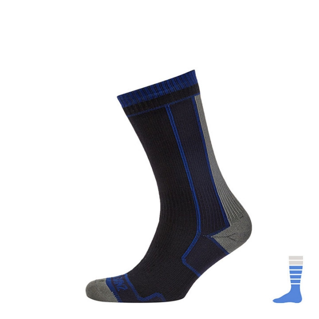 Sealskinz - Thin Midlength Sock