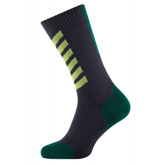 Sealskinz - MTB Mid Weight Mid Length Socks with Hydrostop