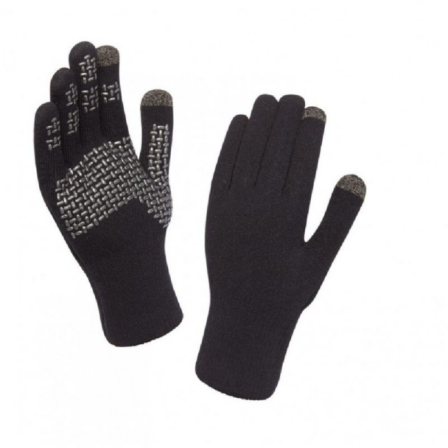 Sealskinz - Men's Ultra Grip Touchscreen Glove