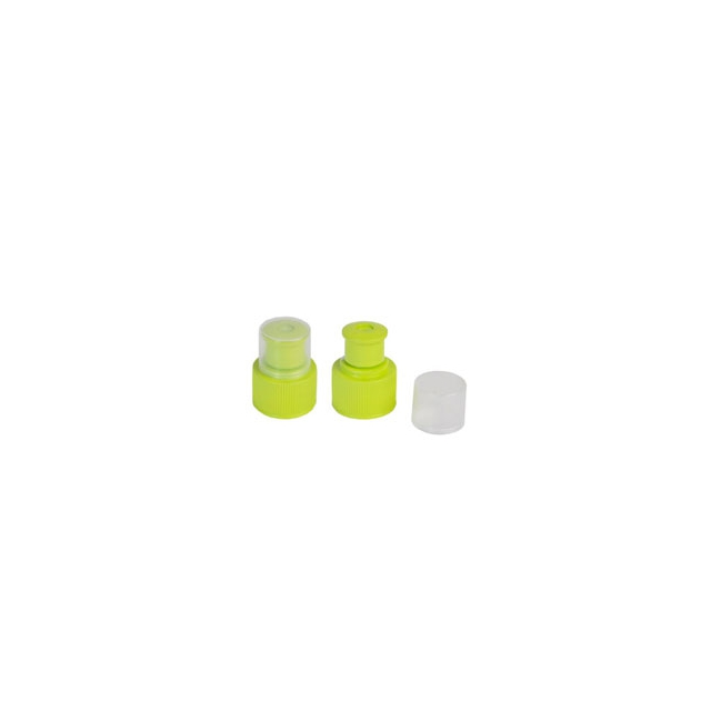 Seattle Sports - Aquasto Replacement Push-Pull Cap 2-Pack - Lime