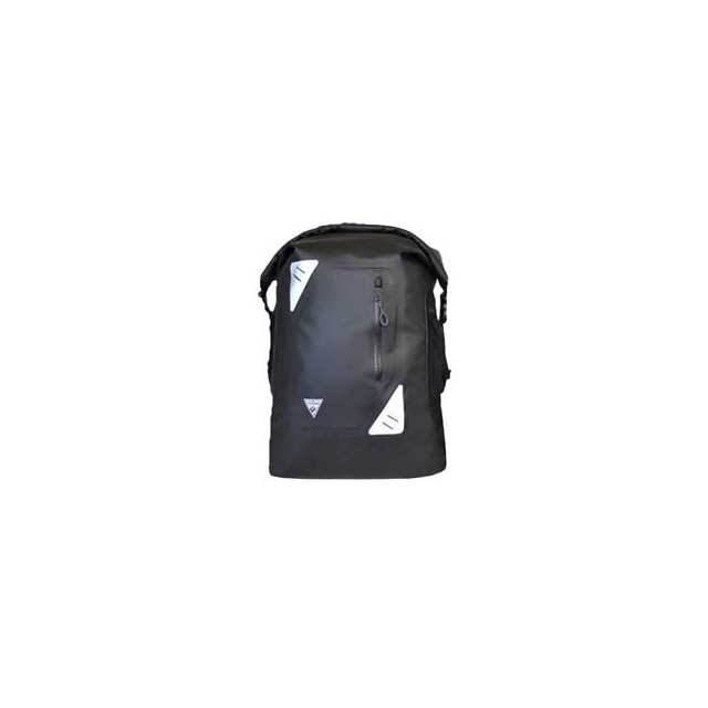 Seattle Sports - Central 17 Liter Waterproof Cycling Backpack - Black