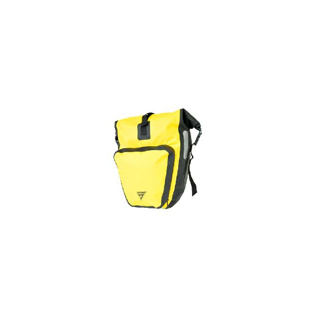 Seattle Sports - Rain Freighter Waterproof 1300 cu. in. Cycling Pannier - Yellow
